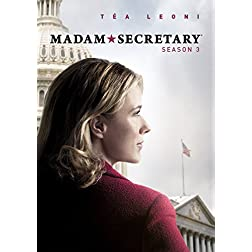 Madam Secretary: Season Three