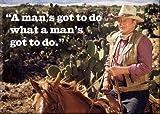 John Wayne Magnet~