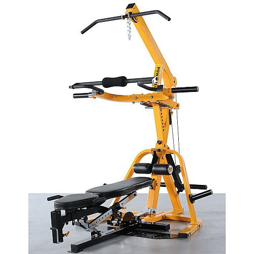 Review cheap product powertec workbench levergym yellow