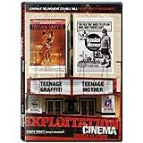 Exploitation Cinema: Teenage Graffiti & Teenage Mother ~ Michael Driscoll
