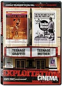 Exploitation Cinema: Teenage Graffiti & Teenage Mother