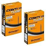 2本セット コンチネンタル(Continental) チューブ Race28 700×20-25C(仏式60mm) ランキングお取り寄せ