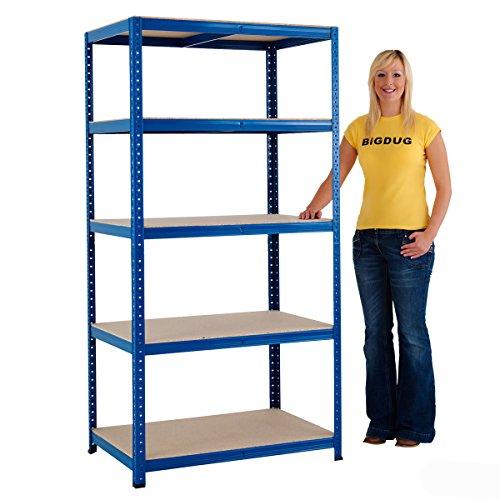 garage-shelving-5-level-boltless-storage-200kg-udl-3-sizes-available-value-shelving-racking-600mm-de