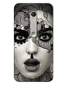 Back Cover for Motorola Moto X Style