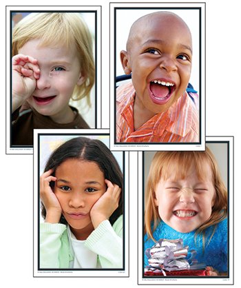 Key Education Publishing More Emotions Learning Cards