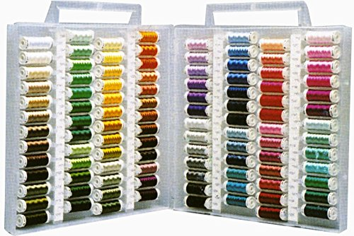 Sulky Embroidery Slimline Dream-2 Assorted Thread Set, Size 40 (Sulky Slimline Storage Box compare prices)