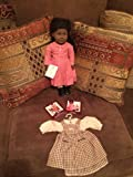 American Girl Addy mini Doll with Book and Accessories