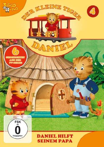 Der kleine Tiger Daniel - Daniel hilft seinem Papa