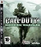 echange, troc Call of Duty 4: Modern Warfare  (PS3) [import anglais]