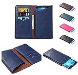 DFV mobile - Etui Vertikaltasche Tasche Schutzhülle aus