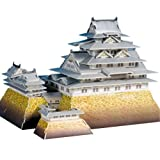 3D Puzzle Jigsaw Himeji-Jo Castle Japan 89 Pieces DIY Assemble Educational Toy