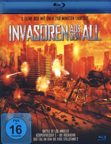 Invasoren aus dem All [Blu-ray]