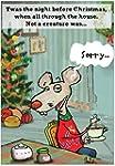 CAB1805 No More Stirring Mouse Christ...