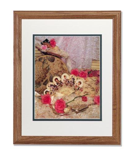 Oak Bedroom Vanity front-1076311