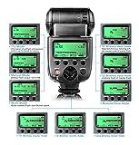 CameraPlus® CPN580TTL Master Speedlite i-TTL Flash (TTL Speedlite) Free Diffuser for Nikon cameras D800 D800E D600 D7100 D7000 D5300 D5200 D5100 D5000 D3300 D3200 D3000 D300 D200 D90