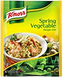 Knorr Recipe Mix, Spring Vegetable 0.9 oz(Pack of 12)