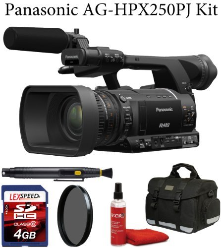 panasonic-ag-hpx250pj-1-3-22-megapixel-p2-handheld-camcorder-deluxe-case-air-blower-lens-cleaning-br