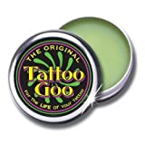 Tattoo Goo - The Original Aftercare Salve - 3/4 Ounce Tin ~ Tattoo Goo