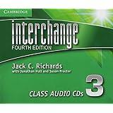 Interchange Level 3 Class Audio CDs (3) (Interchange Fourth Edition)