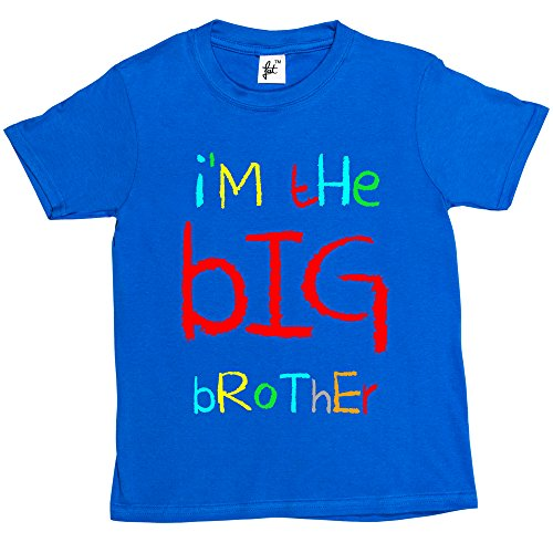 im-the-big-brother-funny-cool-gift-kids-boy-girl-cotton-short-royal-blue-sleeve-t-shirt-size-3-4-yea
