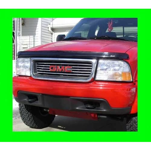 Chrome and Gray Grille 1995 1996 1997 GMC Jimmy SONOMA Pickup 95 96 97 New (composite headlight style)