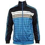 Mens Adidas Originals Trefoil Court TT Track Top Jacket Retro Polyester Coat New