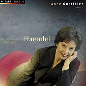 Anne Queff�lec Plays Handel
