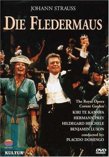 Die Fledermaus [DVD] [1984] [Region 1] [US Import] [NTSC]
