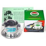 Vietnamese Coffee Phin Filter 2-pack - 6 Ounce, Gravity Insert