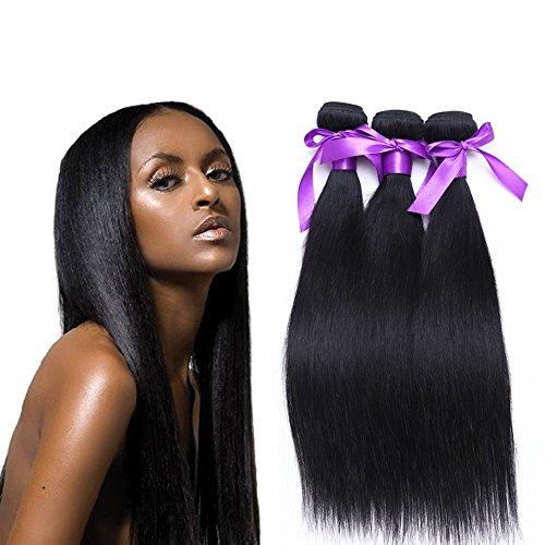 Danolsmann-Hair-Extension-6A-Virgin-Brazilian-Hair-Straight-Weave-Mixed-Lenghts-1-Bundle-Brazilian-Hair-Extension-12-Inches-Natural-Color
