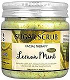 Luster Lemon Mint Sugar Scrub, 200 gms