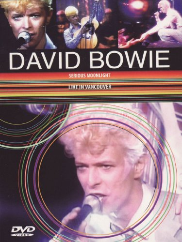 David Bowie - Serious moonlight - Live in Vancouver