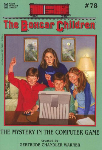 The Mystery in the Computer Game (The Boxcar Children Mysteries #78)