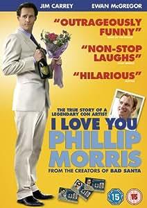 I Love You Phillip Morris [DVD]