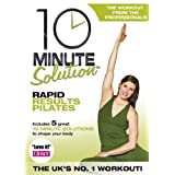 10 Minute Solution - Rapid Results Pilates [DVD]by Andrea Ambandos