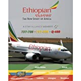 Just Planes Ethiopian Airlines 737-700 DVD