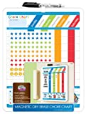 Board Dudes Magnetic Dry Erase Rewards Chore Chart (11020-4)