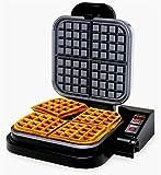 Chef's Choice 850 Taste-Texture Select WafflePro Belgian Waffle Maker