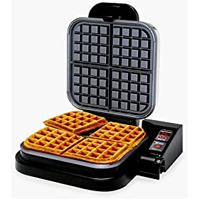 Chef's Choice M850 Taste-Texture Select WafflePro Belgian Waffle Maker