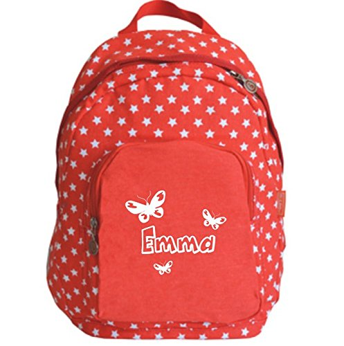 bulbby-kinderrucksack-limited-edition-red-stars-mit-namen-butterfly