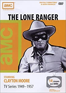 AMC TV - The Lone Ranger, 1949-1957