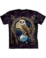 The Mountain Spellkeeper Owl Adult Tee