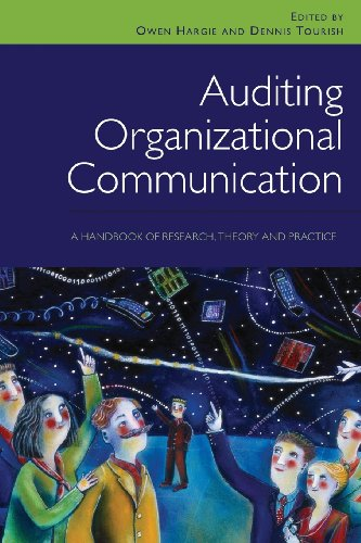 Auditing Organizational Communication: A Handbook of...