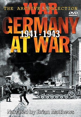 Germany at War 1941-1943 [DVD] [Import]