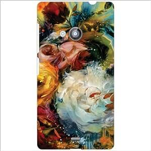 Nokia Lumia 535 Back Cover - Nature Designer Cases