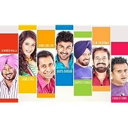 Jatts In Golmaal - DVD (Punjabi Movie / Bollywood Film / Indian Cinema) 2013