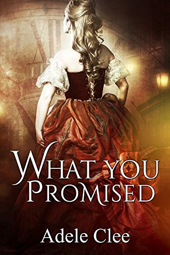 What You Promised (Anything for Love, Book 4)