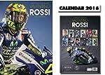 VALENTINO ROSSI 2016 CALENDRIER CALEN...