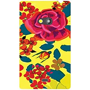 Back Cover for Nokia Lumia 625