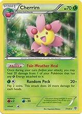 Pokemon - Cherrim (7/135) - BW - Plasma Storm